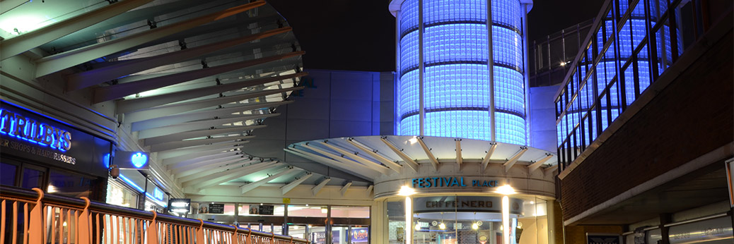 Festival Place, Basingstoke, Hampshire