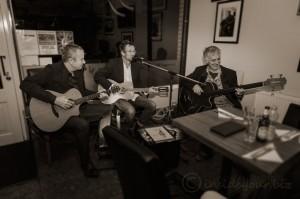Cafe Papillon's Friday Night Band
